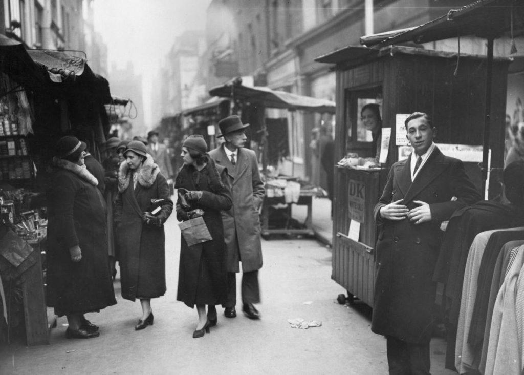 1933 berwick street, market, london