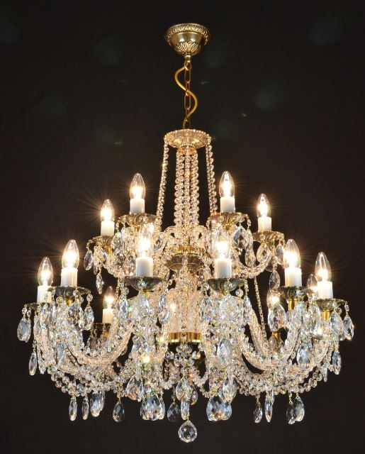 rock, crystal, glass, chandelier